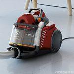 Electrolux UltraFlex Ufparketta - Votre aspirateur traîneau econome !