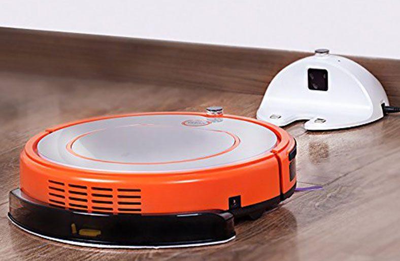 Fmart Aspirateur Robot Autonome