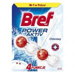 10 x bref Power Active WC avec Power Balls à base de Chlorine, 50 gr./Stck.
