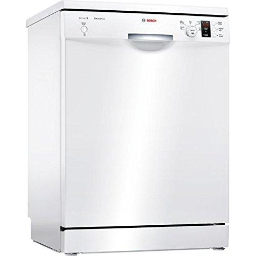 Bosch SMS25AW00F lave-vaisselle Autonome 12 places A+ - Lave-vaisselles (Autonome, Taille maximum (60 cm), Blanc, Blanc, Boutons, Rotatif, LED)