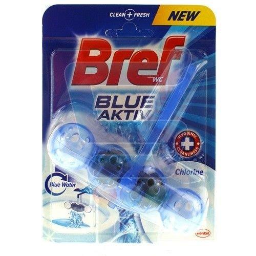 Bref Blue Aktiv Chlorine Nettoyant WC-50gr