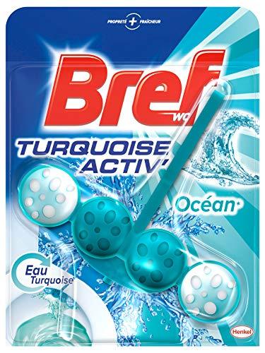 Bref Nettoyant WC Turquoise Activ'