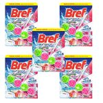 Bref WC Power Activ Hawaï  50g - Bloc Nettoyants WC - Lot de 5