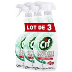 CIF Pistolet Spray Nettoyant Javel 750ml