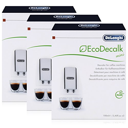 Détartrant Delonghi EcoDecalk 2 x 100 ml (lot de 3)