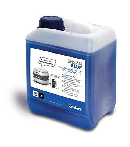 Enders 5017 Ensan Blue Désinfectant sanitaire 2,5 l
