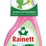 RAINETT 714505 Nettoyant anticalcaire Vinaigre de Framboise
