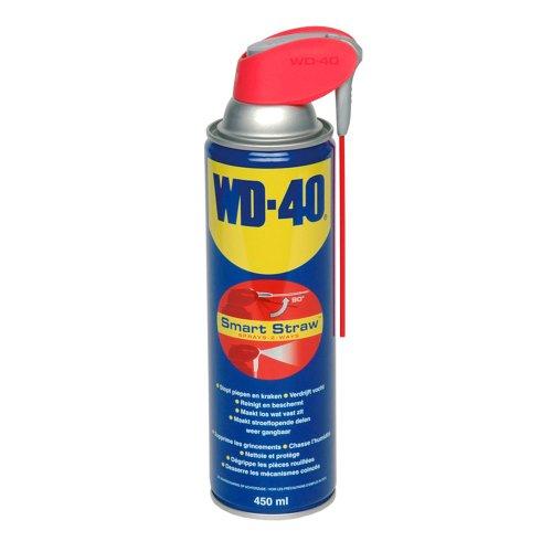 WD-40 1810007 Nettoyant Specialist Smart Straw 450 ML, Bleu
