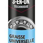 WD-40 3-EN-UN Graisse universelle au lithium