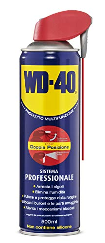 WD-40 Aérosol 500 ml système professionnel