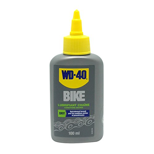 WD-40 Bike Lubrifiant de chaine burette 100ml