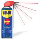 WD-40 Dégrippant en spray de 500 ml, tube orientable
