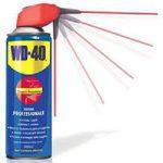 WD-40 Dégrippant en spray de 500ml, tube orientable