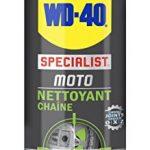 WD-40 specialist Moto 33798 Nettoyant chaîne 400 ml