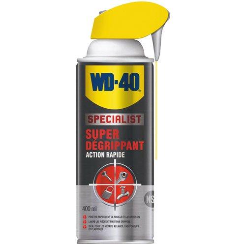 WD-40 Specialist super dégrippant système professionnel 400 ml
