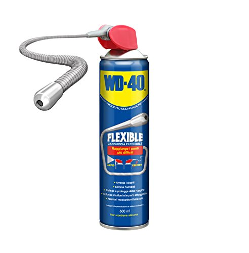 WD-40 Flexible bombe, transparent, 600 ml