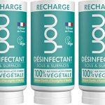YOU - Nettoyant Sols et Surfaces Ecologique -Parfum Fraîcheur d'Agrumes Citron Vert - Lot 2 x 1L