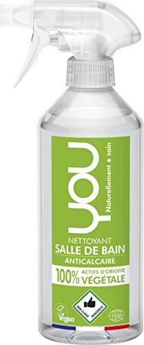 YOU - Spray Nettoyant Anticalcaire - Salle de Bain - 500 ml