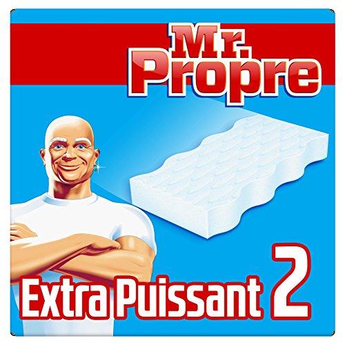 Mr. Propre - Gomme Magique Extra Puissante Nettoyante Effaceur De Taches