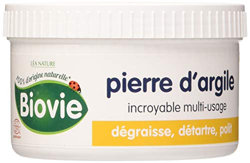 Biovie Pierre d'Argile Pot de 300 g Lot de 2