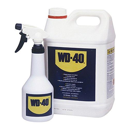WD-40Deo 181001049506Multi-Spray Jerry Peut et déclencheur, 5l